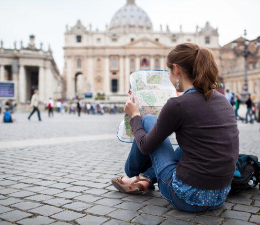 Mochilão pela Europa - Roma, Vaticano