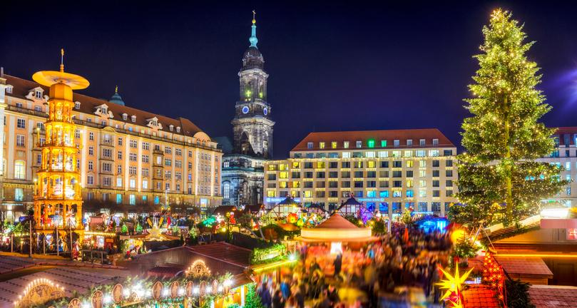 Dresden, na Alemanha