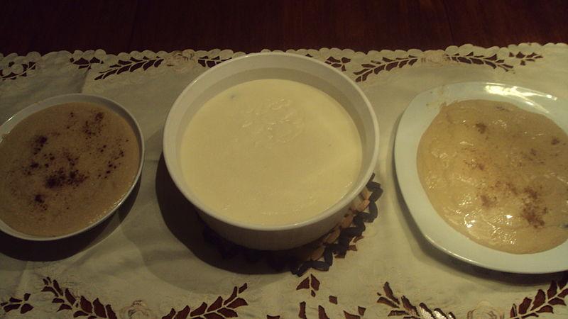Manjar Branco - Comidas típicas da Colômbia