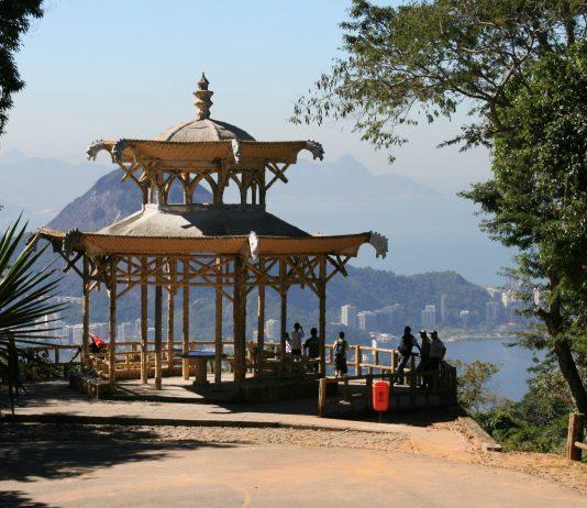 Vista Chinesa no Rio de Janeiro