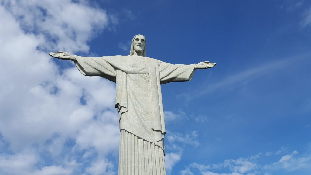 7 maravilhas do mundo cristo redentor